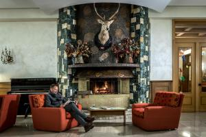 Hotel 5 Miglia, Hotels  Rivisondoli - big - 65