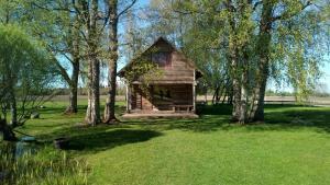 Brīvdienu māja Bienes, Ferienhäuser - Sabile
