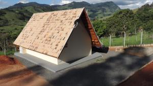 Chale Vale Encantado, Horské chaty  São Bento do Sapucaí - big - 15