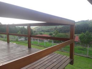 Chale Vale Encantado, Horské chaty  São Bento do Sapucaí - big - 33