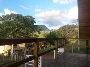 Chale Vale Encantado, Horské chaty  São Bento do Sapucaí - big - 34