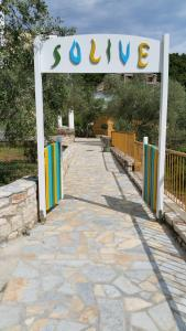 Guest House Solive, Guest houses  Himare - big - 12