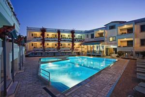 Ariadne Hotel Apartment, Apartmanhotelek  Platanész - big - 14