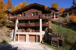 Chalet Chardons Belvedere - Accommodation - Tignes