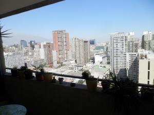 Departamento en Santiago Centro