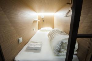 Капсульный отель Буран