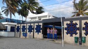 Hotel Playa Dorada, Penziony  Coveñas - big - 62