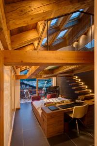 Hotel Bellerive, Hotels  Zermatt - big - 53