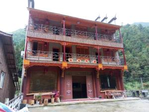 Auberges de jeunesse - Songyang Ruoliao Blossom Guesthouse