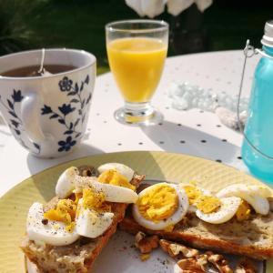 Le Gîte de Garbay, Bed and Breakfasts  Margouët-Meymès - big - 52