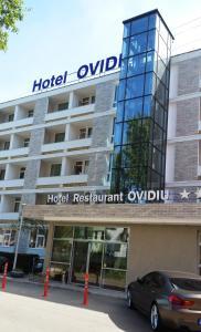 Auberges de jeunesse - Hotel Ovidiu