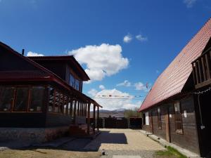 Hostel Malyi Kovcheg, Hostels  Ust'-Koksa - big - 45