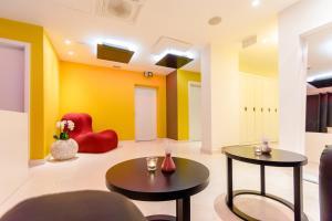 Hotel Esplanade, Hotels  Crikvenica - big - 18