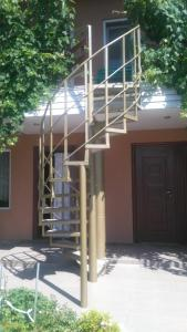 Береговая, 4, Apartmanhotelek  Primorszke - big - 7