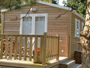 Location gîte, chambres d'hotes Chalets de la gloriette dans le département Pas de Calais 62