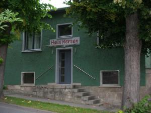 Haus Merten - Arnstadt