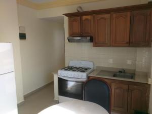 Apartahotel Caribe Paraiso, Апарт-отели  Хуан-Долио - big - 83