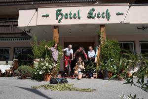 Hotel Lech & Residenz Chesa Rosa