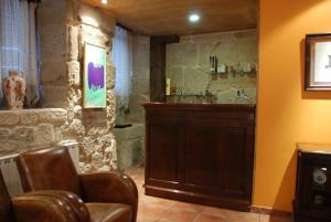 Hotel O Portelo Rural, Szállodák  Allariz - big - 41