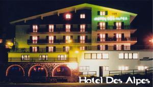 Hotel Des Alpes - Foppolo