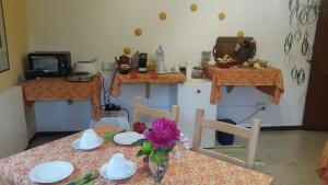 B&B Villa d'Aria, Bed & Breakfast  Abbadia di Fiastra - big - 22