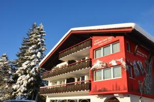 Hotel Rheinischer Hof, Отели  Гармиш-Партенкирхен - big - 24