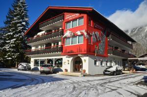 Hotel Rheinischer Hof, Отели  Гармиш-Партенкирхен - big - 25