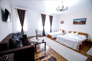 Hotel Conacul Salonti, Hotels  Sebeş - big - 49