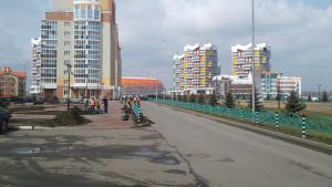 Apartments near Mordovia arena - Goryainovka