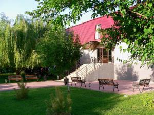База отдыха Бережок, Ново-Булгары