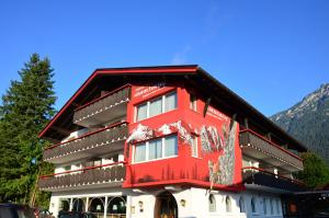 Hotel Rheinischer Hof, Отели  Гармиш-Партенкирхен - big - 36