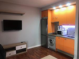 Apartamentos Gold Cervantes, Apartmány  Málaga - big - 60