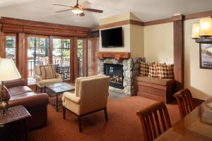 Hyatt Residence Club Lake Tahoe, High Sierra Lodge, Rezorty  Incline Village - big - 5