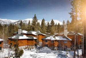 Hyatt Residence Club Lake Tahoe, High Sierra Lodge, Rezorty  Incline Village - big - 16