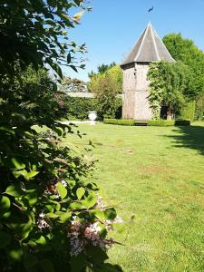 La Cour d'Hortense, Bed & Breakfast  Sailly-Flibeaucourt - big - 33