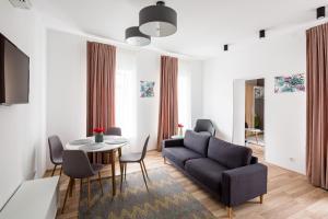 Apart Hotel Code 10, Apartmánové hotely  Ľvov - big - 108