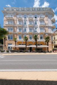 Hotel Bristol by OHM Group, Hotels  Opatija - big - 39