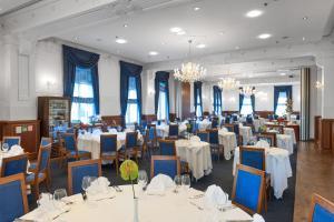 Hotel Bristol by OHM Group, Hotels  Opatija - big - 22
