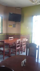 Alubias Hostal Restaurant, Мини-гостиницы  Пальпа - big - 11