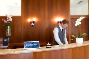 Hotel Bristol by OHM Group, Hotels  Opatija - big - 34