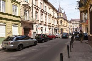 Apartment on Dudayeva 17, Apartmanok  Lviv - big - 44