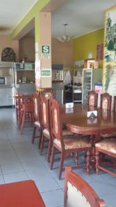 Alubias Hostal Restaurant, Мини-гостиницы  Пальпа - big - 16
