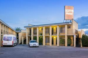 Scotty's Motel, Motel  Adelaide - big - 28