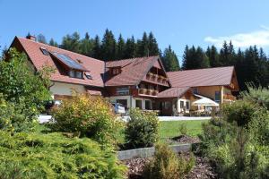 Alpengasthaus Gießlhütte, Penzióny  Kötsch - big - 28