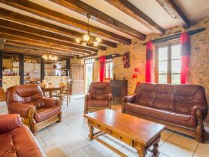 Maison De Vacances - Blanquefort-Sur-Briolance 1, Nyaralók  Saint-Cernin-de-l'Herm - big - 14