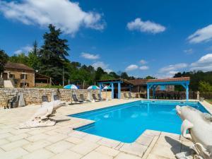 Maison De Vacances - Blanquefort-Sur-Briolance 1, Nyaralók  Saint-Cernin-de-l'Herm - big - 15