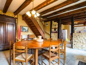 Maison De Vacances - Blanquefort-Sur-Briolance 1, Nyaralók  Saint-Cernin-de-l'Herm - big - 19