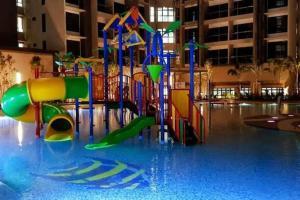 Heritage City @ Malacca Atlantis 9, Apartmány  Melaka - big - 7