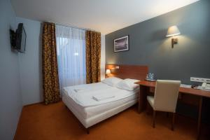 Hotel Gordon czynny dla firm