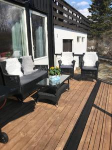 Ustedalsfjorden Overnatting - Accommodation - Geilo